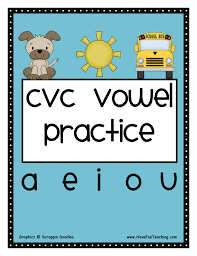 vowel activities have fun teaching