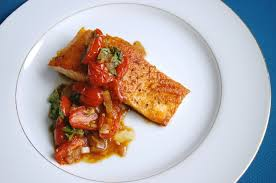 Ina Garten Tomato Tart Recipe Ina Garten U0027s Salmon With Melting Cherry Tomatoes Tried And True