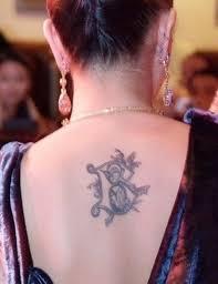 boa back tattoo seoulove