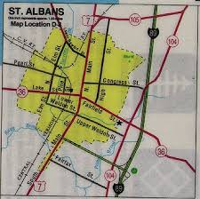 map of st albans vermont maps state maps city maps county maps and more