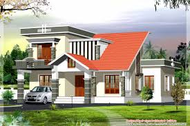 Modern Style House Plans Modern Kerala House Plans With Photos 1015