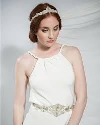 bridal accessories london buy aurelia halo bridal hair accessory emmy london