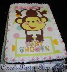 monkey baby shower cake baby monkeys for cakes and cupcakes wedding cakes pastries