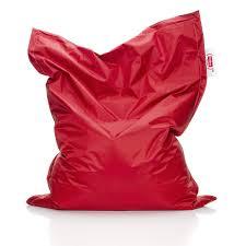 chairs bean bag special edition fatboy red original bean bag