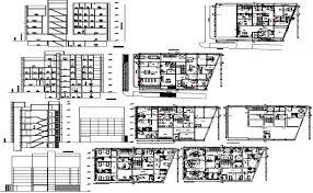 clinic floor plan clinic floor plan elevation detail