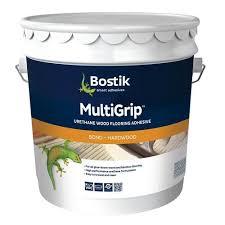 bostik multigrip urethane wood flooring adhesive 2gal