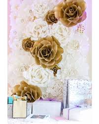 flower backdrop deal on 4x8 paper flower backdrop paper flowers wall