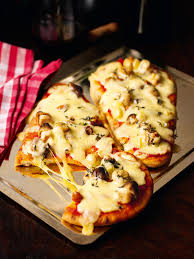 naan pizza nigella u0027s recipes nigella lawson