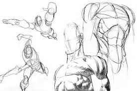 how to draw a human figure 2 2 u2013 drawing body figures in