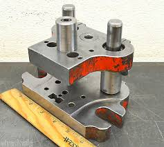 Bench Punch Press Danly Punch Press Die Shoe Tooling Pneumatic Press Die Frame Air