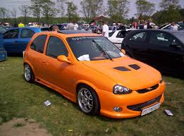 opel modified wallpapers opel corsa b modified tuning cars 640x492 63520