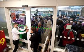 stores open on black friday black friday costs uk retailers 180m in returned goods telegraph