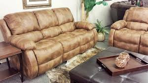 Triple Recliner Sofa by Strickland U0027s Recliners