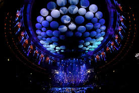 Royal Albert Hall Floor Plan by Ai Media Servers Power Ethereal Visuals For Coldplay U0027s U0027stand Out