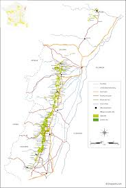 France Regions Map by France Map Of Vineyards Wine Regions