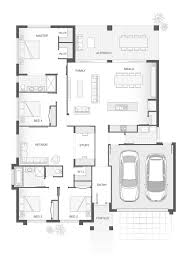 the iluka home design floor plan 254 6m2 4 bedrooms 2