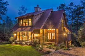 plan 26609gg cottage retreat with finished lower level mountain