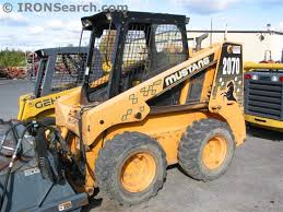 mustang bobcat 2000 mustang mfg 2070 skid steer loader iron search