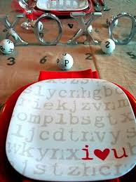 Christmas Day Table Decoration Ideas by Romantic Valentine U0027s Day Table Setting Ideas Family Holiday Net