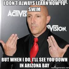 Meme Generator I Don T Always - i don t always learn how to swim but when i do i ll see you down in