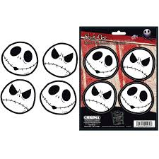Nightmare Before Christmas Window Decorations by Jack Skellington Nightmare Before Christmas Auto Accessories Jack