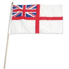 Bonnie Flag Historical Stick Flag 12 X 18 Inch