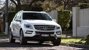 mercedes suv prices mercedes ml review specification price caradvice