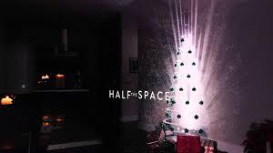 Modern Christmas Trees Modern Christmas Trees The Half Tree Promo Youtube