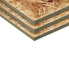 Radiant Barrier Osb Roof Sheathing by 1 4 In X 4 Ft X 8 Ft Aspen Osb Sheathing Board 300985 The