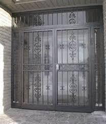 Security Bars For Patio Doors Door Security Bars Improve Security Levels We Bring Ideas