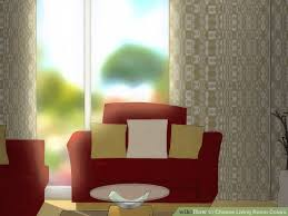 livingroom colors how to choose living room colors with pictures wikihow
