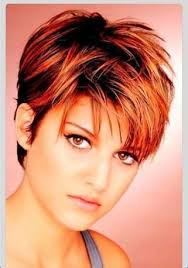 hair cuts for over 50 with fat round faces with round forheads with thin hair image result for pixie cut with bangs glasses short haircut