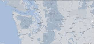 Bellingham Washington Map by Contact Spj Western Washington