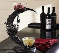Pottery Barn Bat Tombstone Condiment Set Pottery Barn Could Create Something