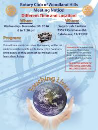 stories rotary club of woodland hills