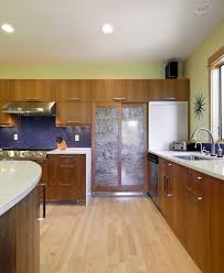 mid century modern kitchen design ideas metal backsplash trend portland modern kitchen decorating ideas