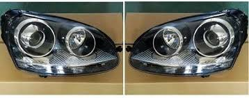 headlights for sale for sale complete vw golf 5 gti xenon headlights junk mail