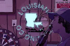 New Orleans Casinos Map by Louisiana Loses Its Boot U2013 Matter U2013 Medium