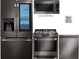 3 Piece Kitchen Appliance Set by Kitchen 4 Piece Stainless Steel Kitchen Appliance Package 00023