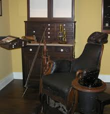 Vintage Dentist Chair Dental Chairs Through History