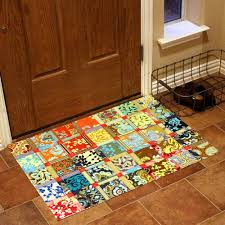 How To Make A Rug Out Of Fabric Best 25 Fabric Rug Ideas On Pinterest Diy Rugs Rag Rug Diy And
