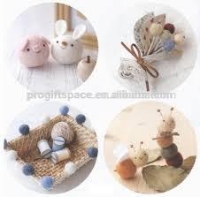 Nepal Felt Ball Rug 2017 New Product Handmade Craft Eco Friendly 20mm 100 Wool Felt