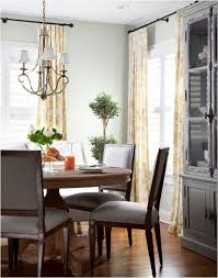 Best Plantation Shutters With Curtains Images On Pinterest - Dining room curtains