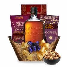 gourmet gift baskets buy bulleit frontier bourbon gourmet gift basket online
