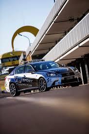 lexus gs 350 performance lexus gs 350 f sport debuts as a safety car