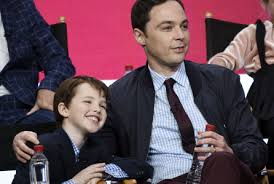jim parsons new york young sheldon jim parsons iain armitage talk shop deadline