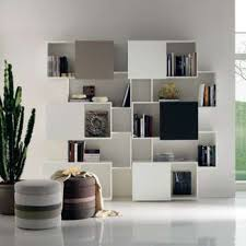 Bookcase Cabinets Living Room Modern Storage U0026 Organization Shelving Bookcases Cabinets Yliving