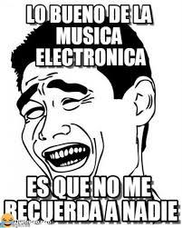 Musica Meme - cuando se trata de musica electronica lobos pinterest memes