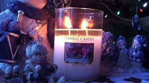 frosted cedar wreath yankee candle review