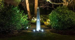 how to design garden lighting garden lighting design installation garden lighting